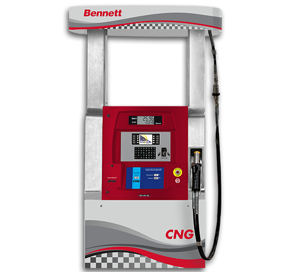 Bennett Pump CNG Alternative Fuel Dispenser