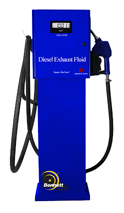 Commercial DEF Bennett Dispenser