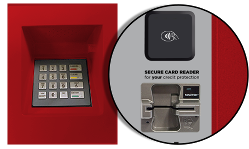 EMV and NFC Payment Options