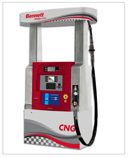 Bennett CNG Alternative Fuel Dispenser