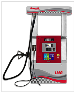 Bennett LNG Alternative Fuel Dispenser